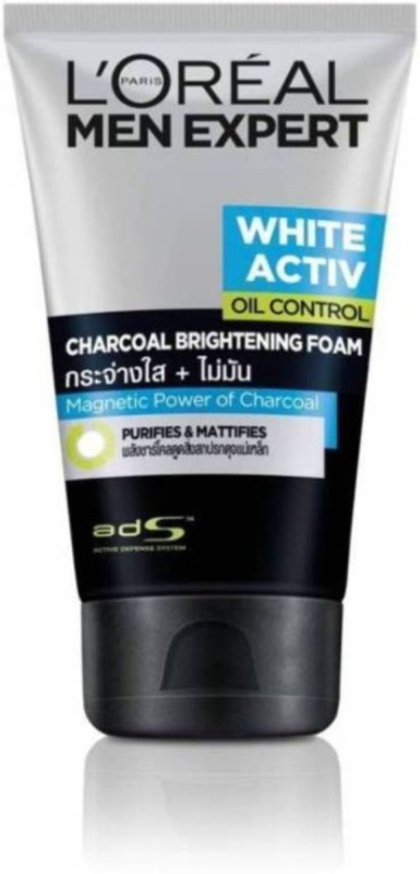 LOreal Charcoal Face Wash(100 ml)