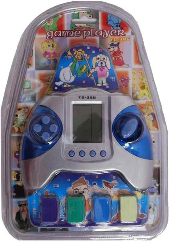 PTCMart hand video game NA GB with Brick(Multicolor)