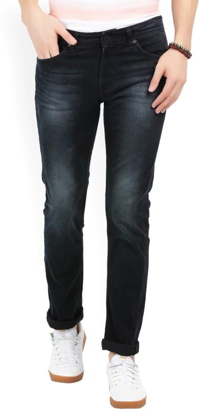 Killer Slim Men's Black Jeans