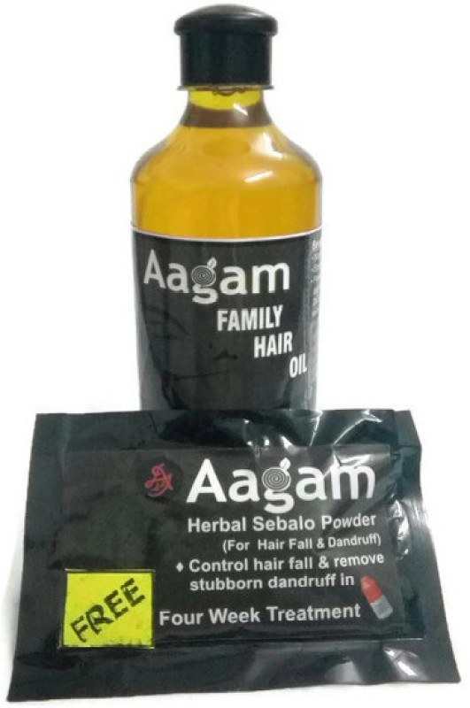 AAGAM FAMILY HAIR OIL Hair Oil(500 ml)