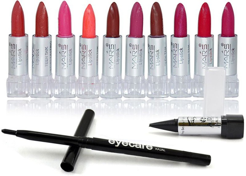 Adbeni Combo Makeup Set(Pack of 12)