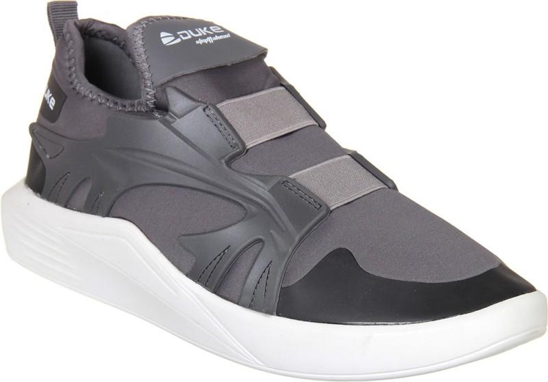 Duke Walking Shoes For Men(Grey)