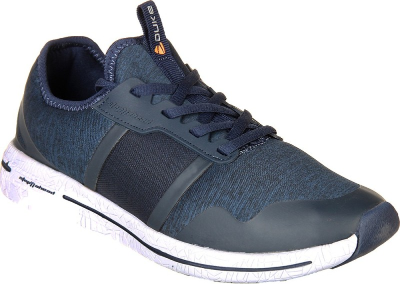 Duke Walking Shoes For Men(Navy)