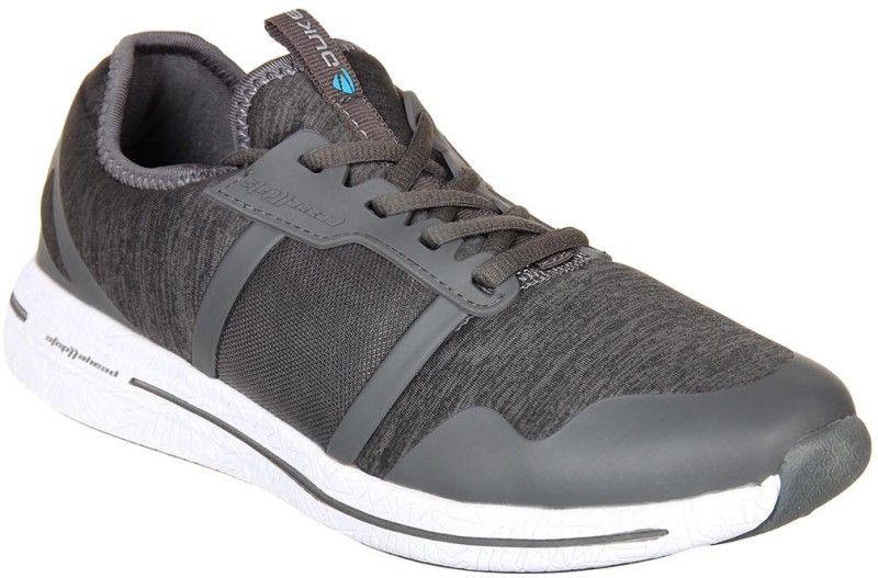 Duke Walking Shoes For Men(Grey)