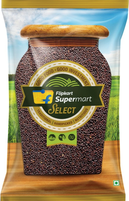 Flipkart Supermart Select Mustard (Rai Big)(100 g)