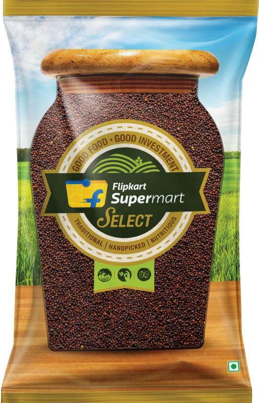 Flipkart Supermart Select Mustard (Rai Small)(100 g)