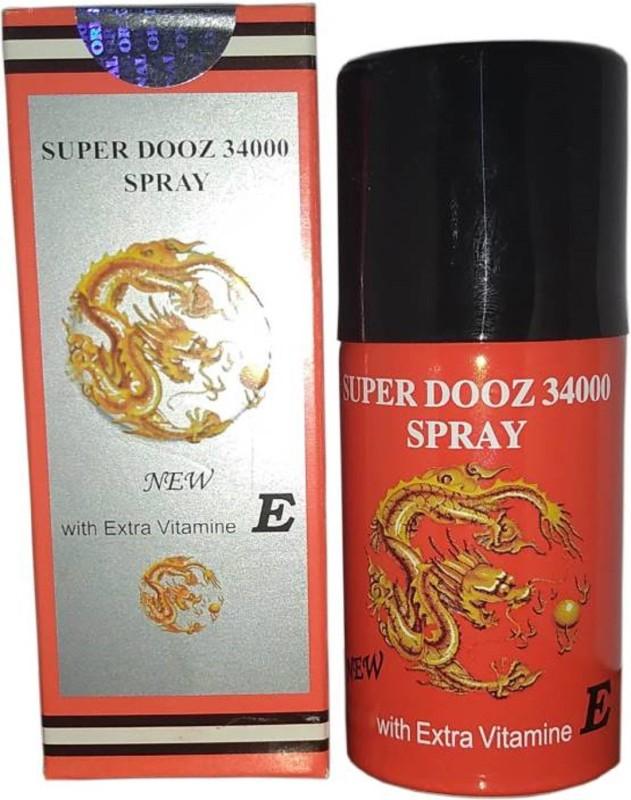 Aayatouch Super Dooz 34000 Body Spray - For Men Body Spray - For Men(45 ml)