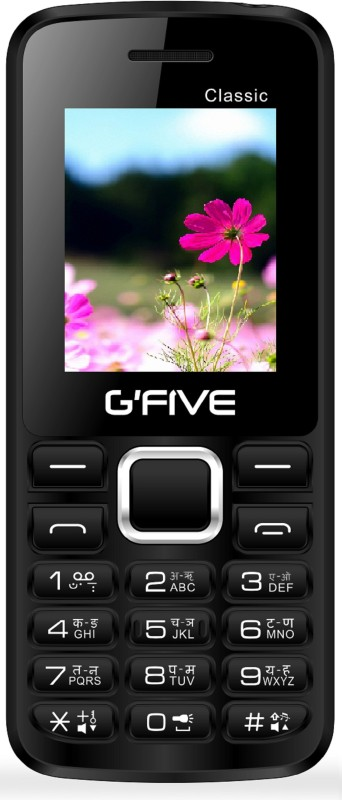 Gfive Classic(Black & Dark Grey)
