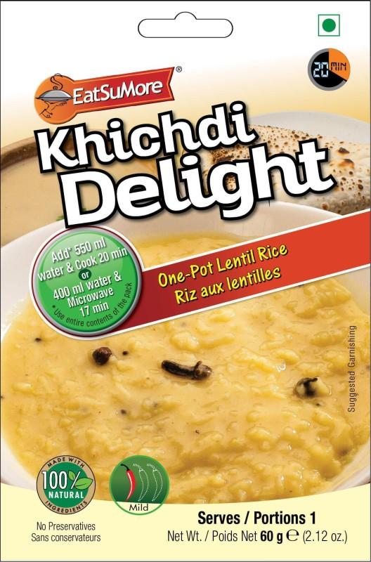 EatSuMore Khichdi Delight 48 g