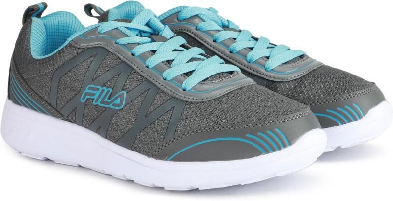 Fila KARI FLEX Running Shoes For Women(Multicolor)