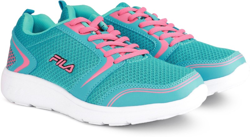 Fila NORA Running Shoes For Women(Green)