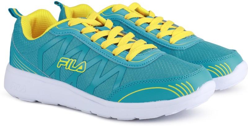 Fila KARI FLEX Running Shoes For Women(Blue)