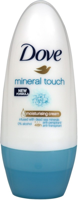 Dove Mineral Touch Deodorant Roll On Deodorant Roll-on - For Men & Women(50 ml)