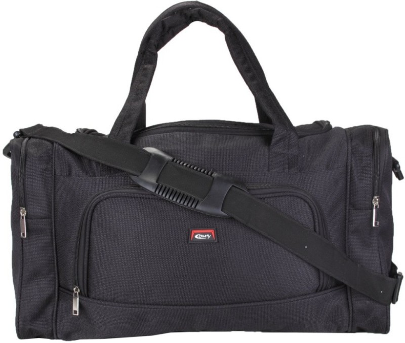 Comfy PARTNER0-KIT Travel Duffel Bag(Black)