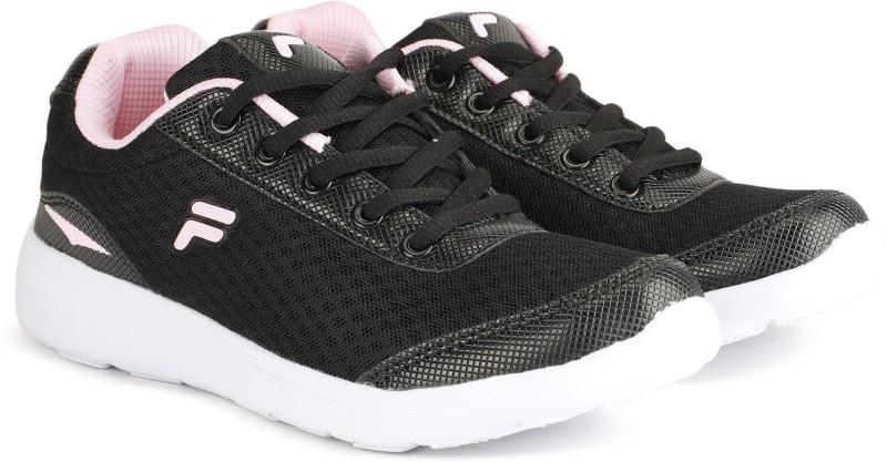 Fila LARA III Running Shoes For Women(Black)