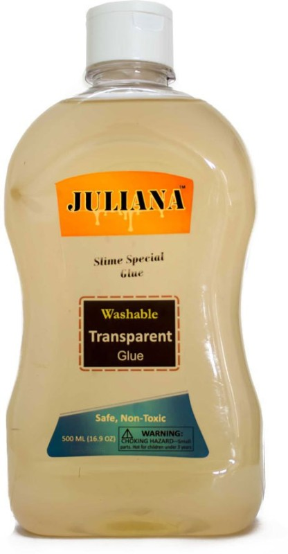 Juliana Transparent School glue 500 ml (Slime special) Glue(500 ml)