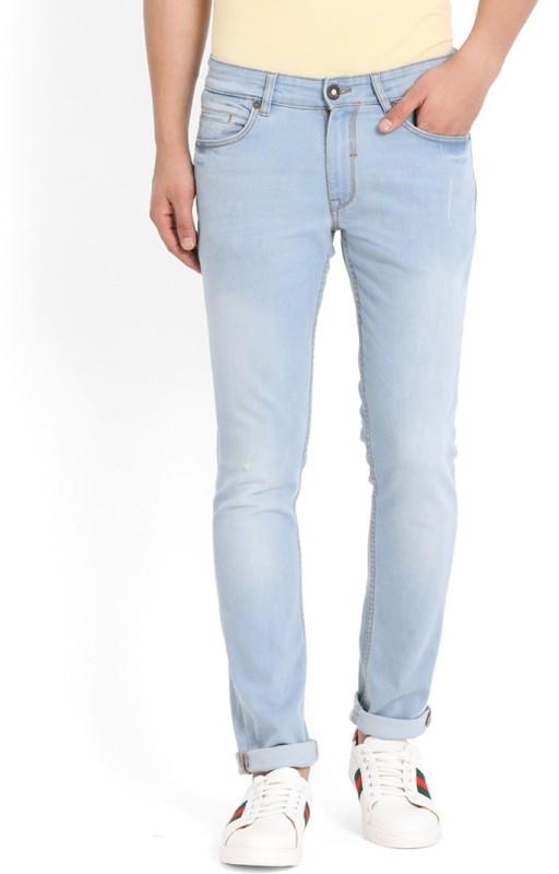 Richlook Slim Men's Blue Jeans