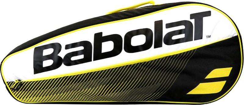 Babolat RACKET HOLDER X 6 CLUB Tennis (Yellow) KIT BAG(Multicolor, Kit Bag)