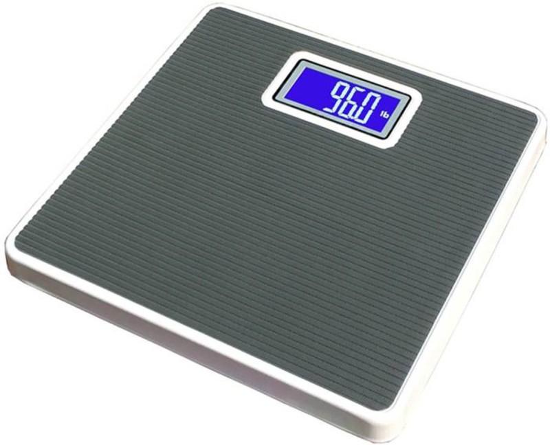Xhaiden Body Digital 5kg to 150kg Iron Weighing Scale(Grey)