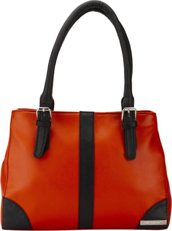 Beloved Women Orange Shoulder Bag