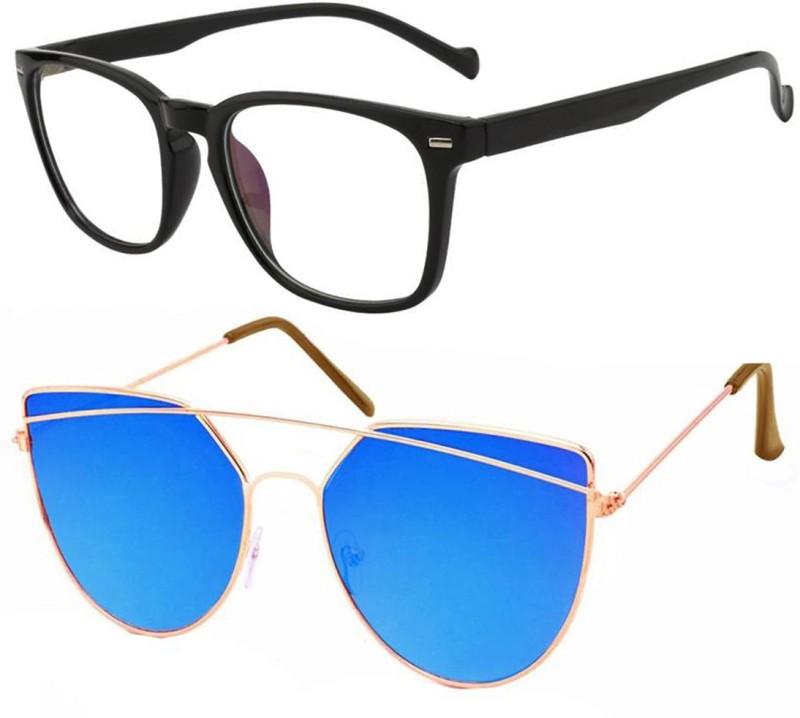 Vitoria Wayfarer Sunglasses(For Boys & Girls) image