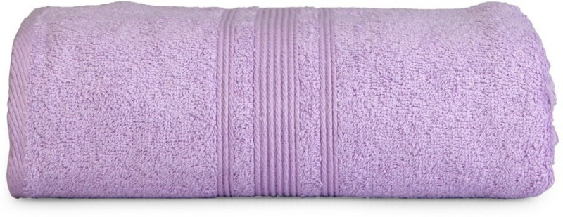 Lushomes Cotton 450 GSM Bath Towel(Purple)