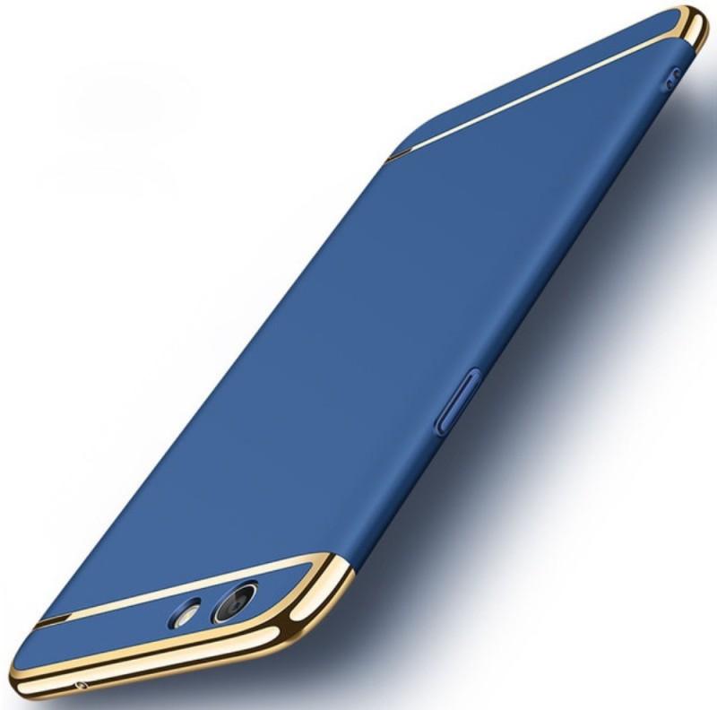 GoldKart Back Cover For OPPO A57(Blue)