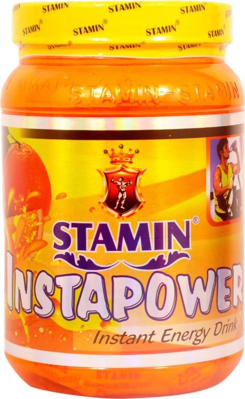 STAMIN Instapower Nutrition Drink(1000 g, Orange Flavored)