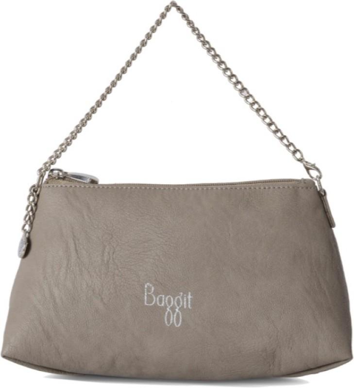 Baggit Hand-held Bag(Grey)