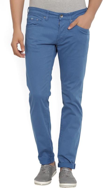 GAS Slim Men's Blue Jeans