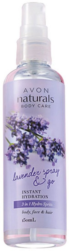 Avon Naturals Body Care Instant Hydration 3 in1 Hydra Spritz lavender(150 ml)