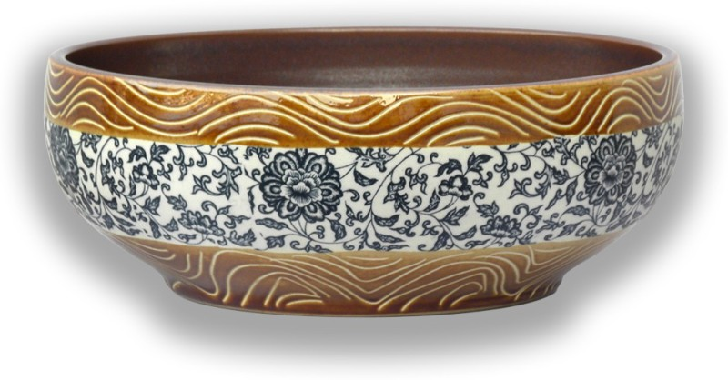 CONNELL CERAMICS ART ALFRED .06 Table Top Basin(Multicolor)