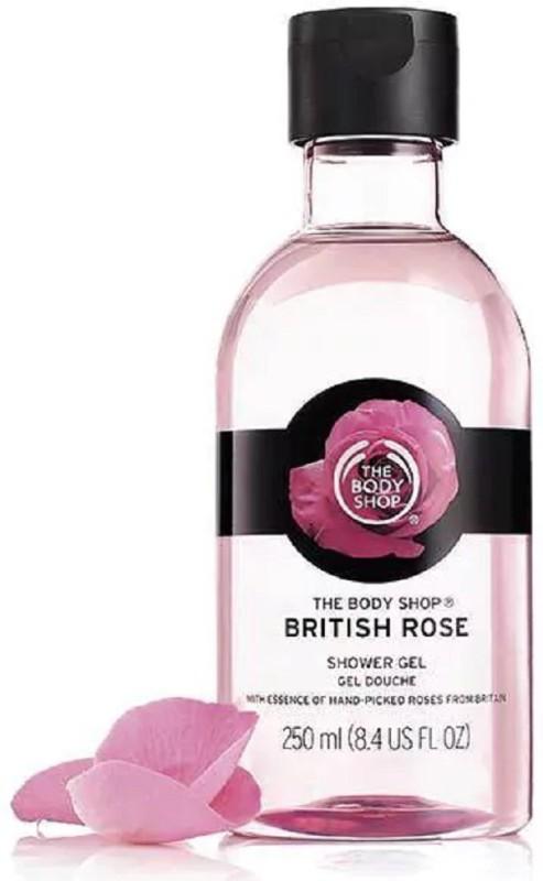The Body Shop Shower Gel British Rose(250 ml)