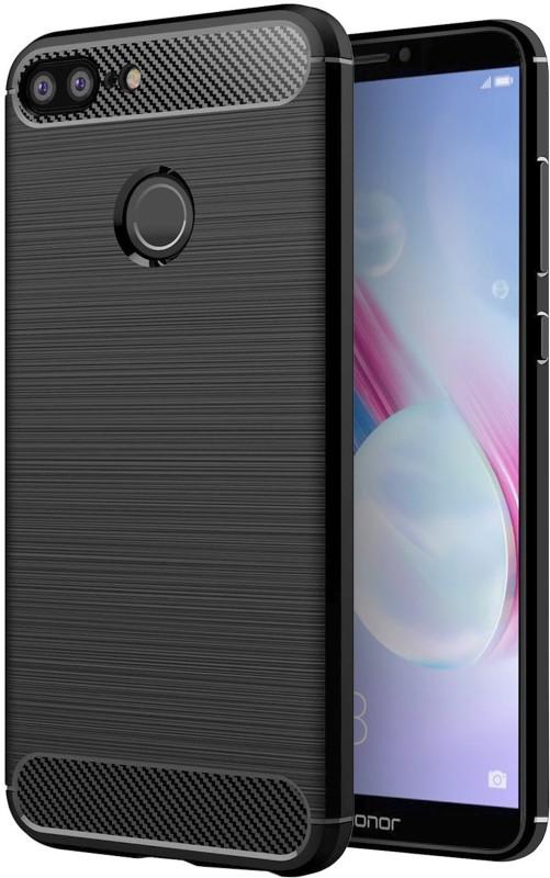 Flipkart SmartBuy Back Cover for Honor 9 Lite(Black, Rugged Armor)