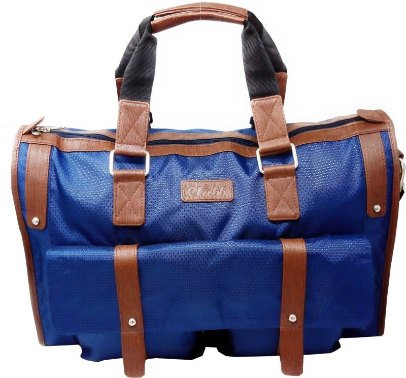 Clubb Pearl Travel Duffel Bag(Blue)