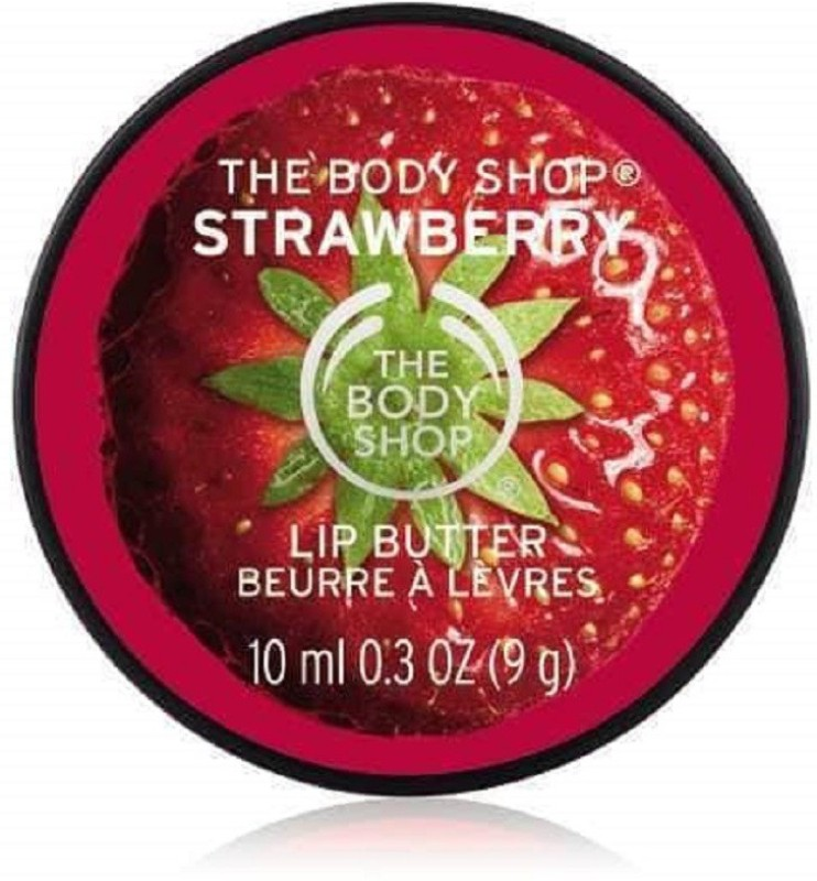 The Body Shop St Lip Butter Strawberry(10 g)