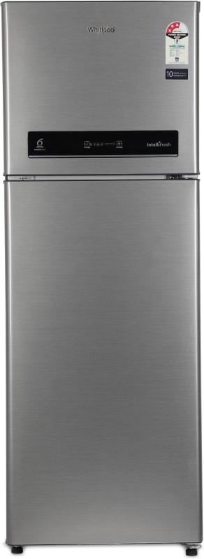 Whirlpool 265 L Frost Free Double Door 3 Star Refrigerator(Magnum Steel, IF 278 ELT 3S)