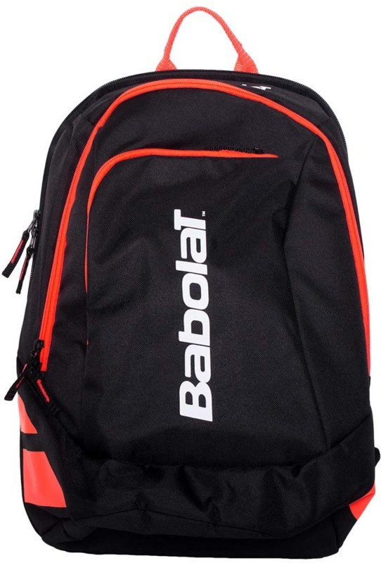 Babolat CLASSIC CLUB Tennis BACKPACK(Black, Backpack)