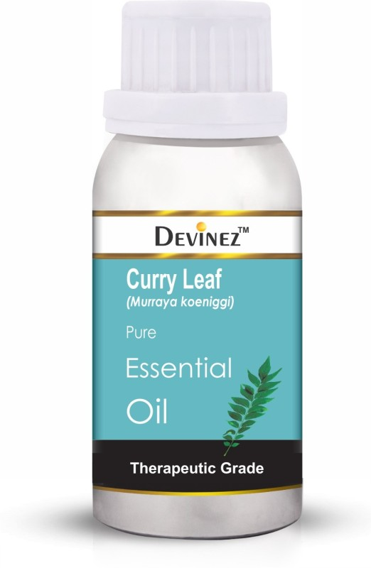 DEVINEZ Curry Leaf Essential Oil, 100% Pure, Natural & Undiluted, 100-2084(100 ml)