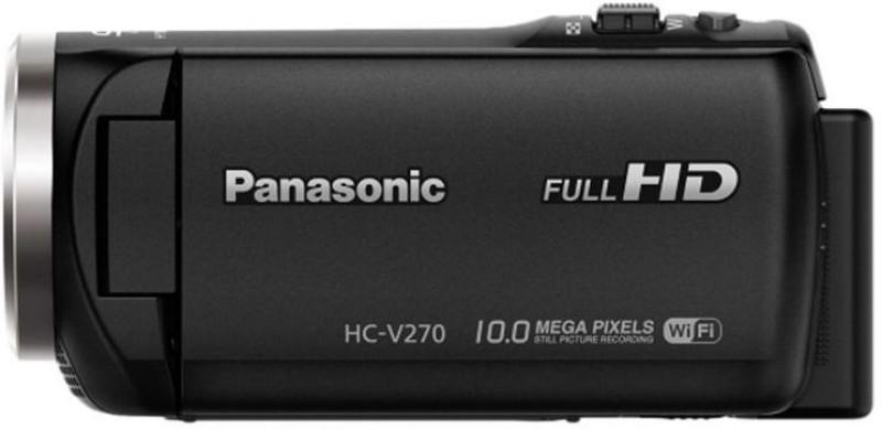 Panasonic HC-V270 PANASONIC HC-V270 CAMCORDER (BLACK) Camcorder(Black)