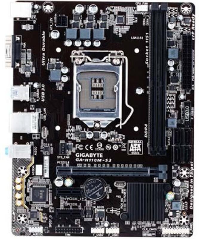 Gigabyte gigabyte-H-110M-S2 Motherboard
