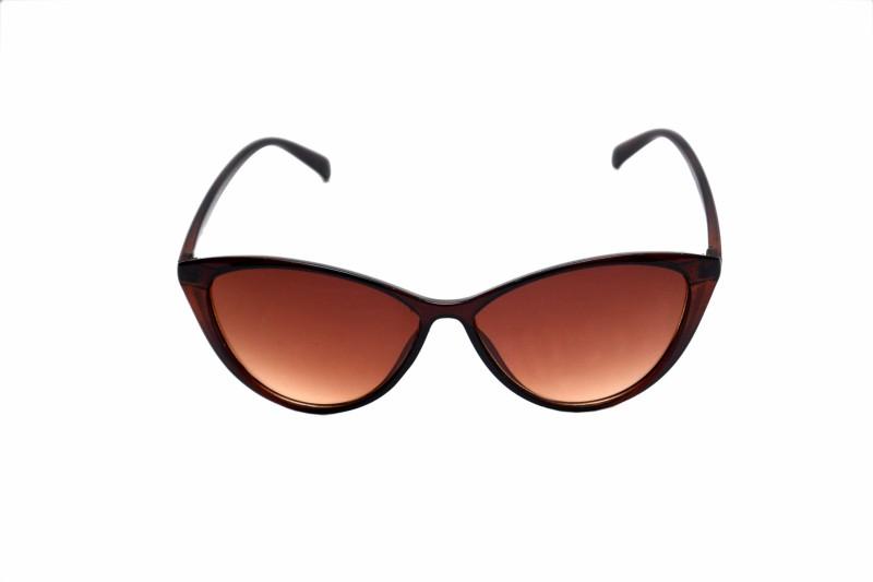 Hipe Cat-eye Sunglasses(For Girls) image