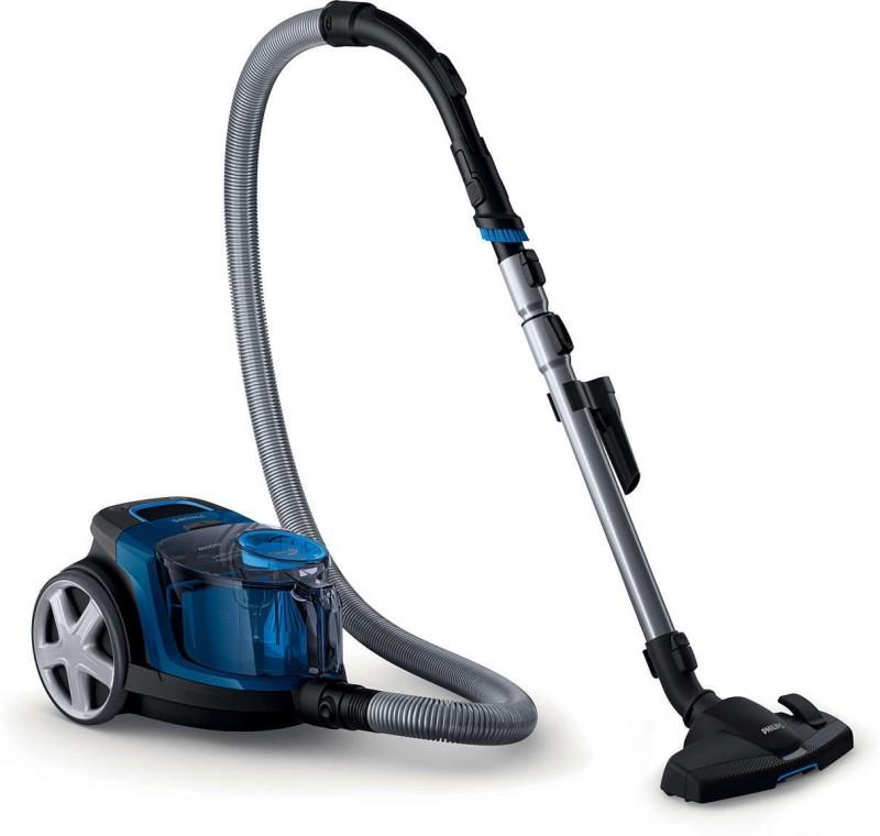 Philips PowerPro Compact FC9352/01 Bagless Dry Vacuum Cleaner(Blue)