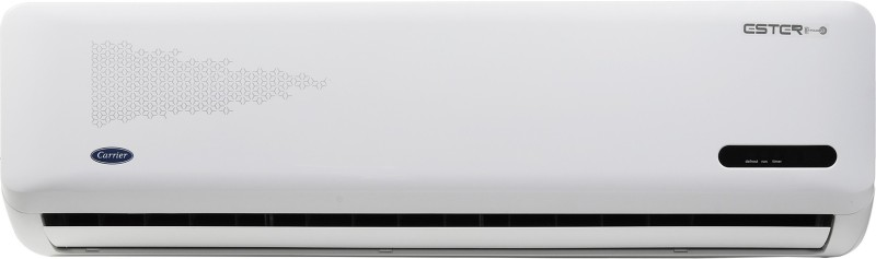 Carrier Cyclojet 2 Ton 2 Star BEE Rating 2018 Split AC - White(24K ESTER CYCLOJET��- 2 STAR/CAS24ES2J8F0, Copper Condenser)