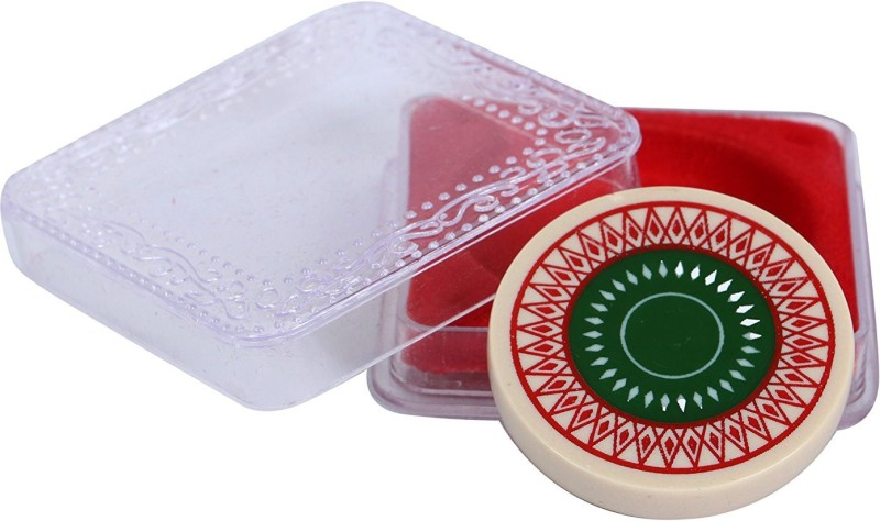 KD PVC Carrom Striker(Multicolor)