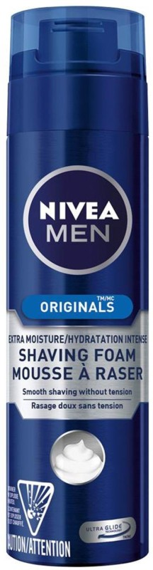 Nivea Men Originals Shaving Foam - 241g(241 g)
