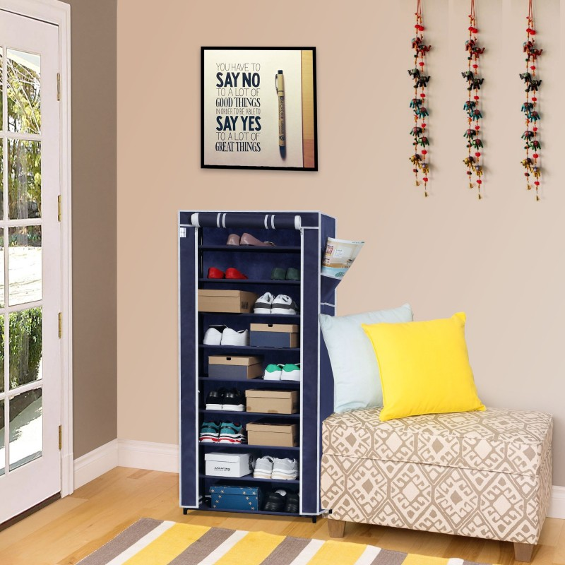 Flipkart - Shoe Racks,Laptop Tables & more Extra 10% Off