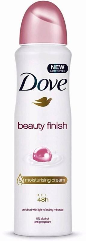 Dove beauty finish Body Spray - For Women(150 ml)