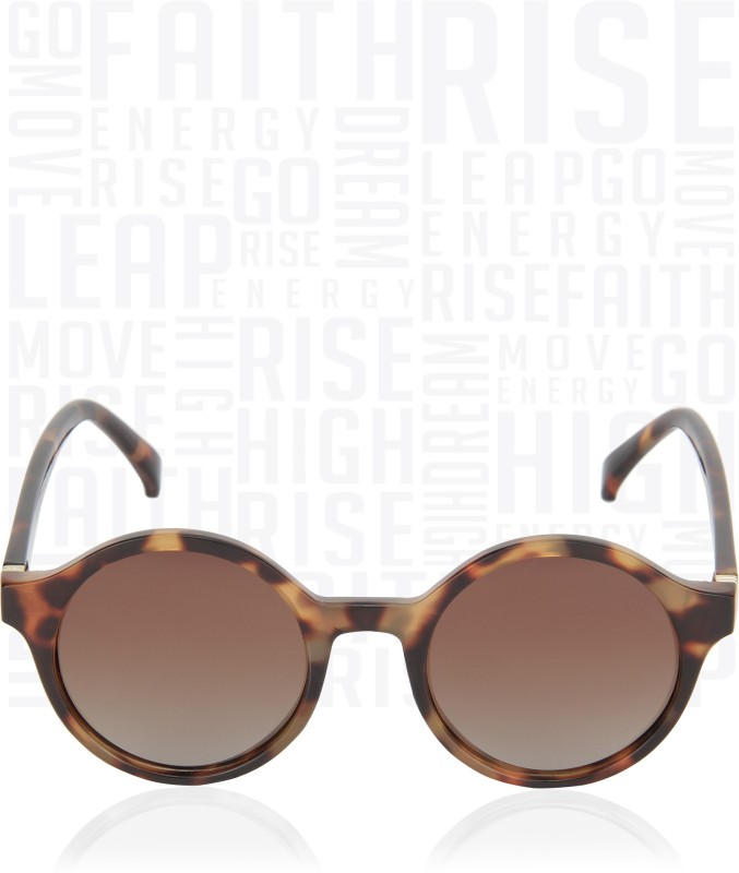 Metronaut Polarized Sunglass(Brown) image