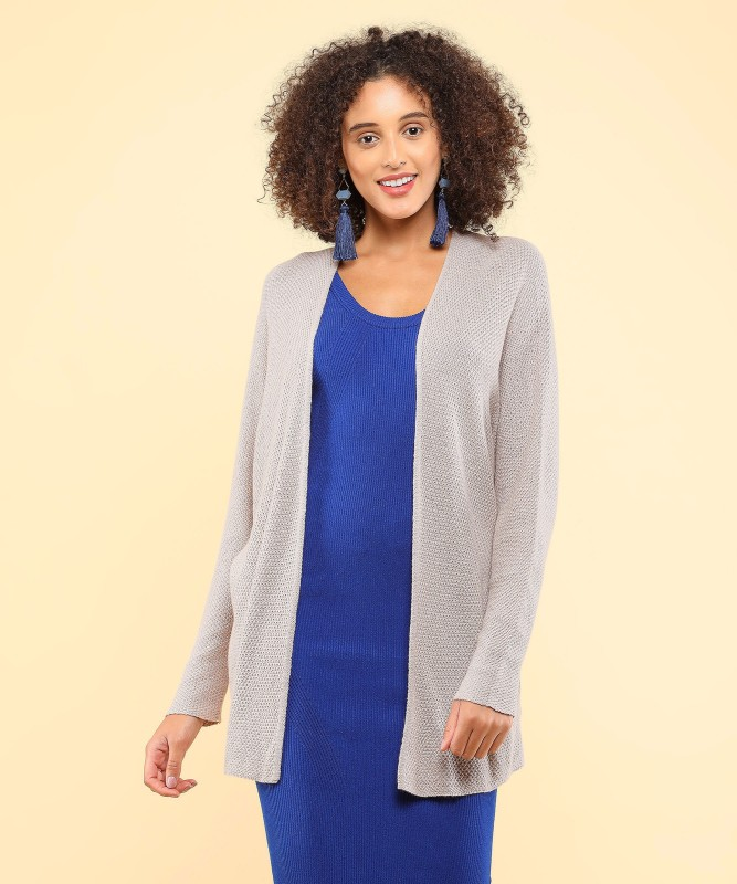 Forever 21 Womens No Closure Cardigan